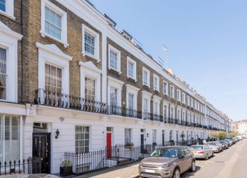 Thumbnail 6 bed terraced house for sale in Moreton Terrace, Pimlico