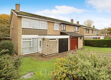 Thumbnail 4 bed semi-detached house for sale in Hollyford, Billericay
