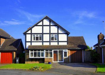 Thumbnail 3 bed detached house for sale in Wealden Park, Willingdon, Eastbourne