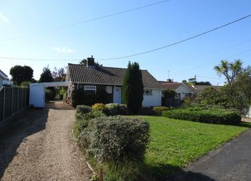 Thumbnail 2 bed detached bungalow for sale in Linden Close, Aldeburgh, Suffolk