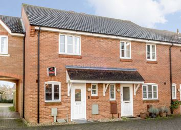Thumbnail 2 bed terraced house for sale in Merryweather Road, Swaffham