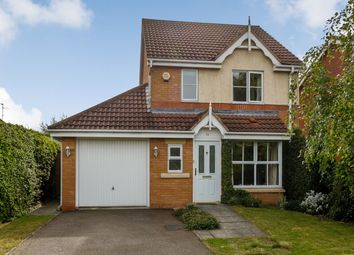 Thumbnail 3 bedroom detached house for sale in Swan Gardens, Peterborough, Cambridgeshire