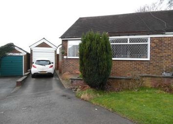 Thumbnail 3 bed semi-detached bungalow for sale in Ennerdale Avenue, Royton, Oldham
