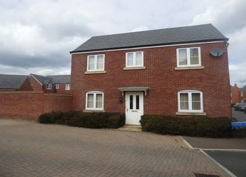 Thumbnail 3 bed property to rent in Wainfleet Avenue Kingsway, Quedgeley, Gloucester