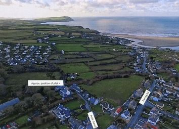 Thumbnail Detached house for sale in Building Plot With Certificate Of Lawfulness, Land Adjacent To Heddmor, Feidr Ganol, Newport, Pembrokeshire