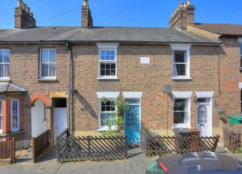 Thumbnail 2 bed terraced house for sale in Albion Road, St. Albans