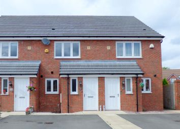 Thumbnail 2 bed terraced house for sale in Sheepcote Drive, Long Lawford, Rugby