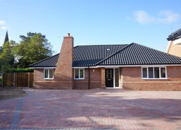 Thumbnail 4 bed detached bungalow for sale in School Road, Earsham, Bungay