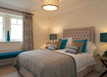 Thumbnail 3 bed flat for sale in Plot B02, Audley Stanbridge Earls, Romsey