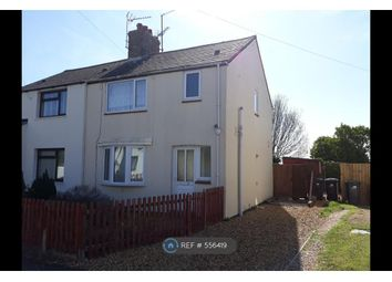 Thumbnail 3 bed semi-detached house to rent in The Crescent, Littleport, Ely