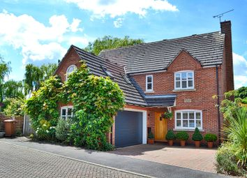 Thumbnail 5 bedroom detached house for sale in Pool View, Sandbach