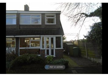 Thumbnail 3 bed semi-detached house to rent in Astbury Close, Altrincham