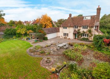 Thumbnail 5 bed detached house for sale in Huntingdon Road, Cambridge