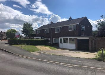 Thumbnail 3 bedroom semi-detached house for sale in Bridge End Grove, Grantham
