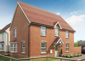 "Thumbnail 4 bed detached house for sale in ""Cornell"" at Brogdale Road, Ospringe, Faversham"