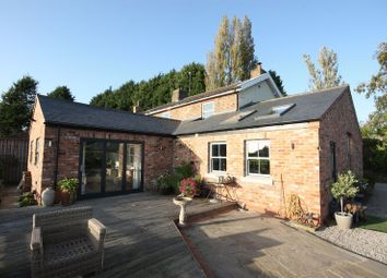 Thumbnail 4 bed property for sale in Naburn, York