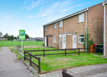 Thumbnail 2 bed flat for sale in Windsor Close, Hucknall, Nottingham