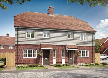 "Thumbnail 3 bed semi-detached house for sale in ""The Chester"" at Coldharbour Road, Northfleet, Gravesend"
