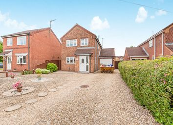 Thumbnail 3 bed detached house for sale in Dunlin Drive, Long Sutton, Spalding