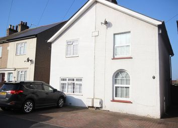 Thumbnail 2 bed semi-detached house for sale in Invicta Road, Dartford