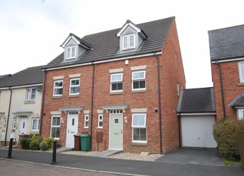 3 bed end terrace house for sale in Renaissance Gardens, Plymouth PL2