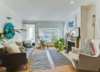 Thumbnail 2 bed terraced house to rent in St Marys Road, Weybridge