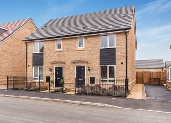 Thumbnail 3 bedroom semi-detached house for sale in Cherry Tree Road, Harwell, Didcot
