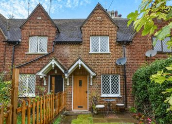 Thumbnail 2 bedroom terraced house for sale in Turnpike Road, Husborne Crawley, Bedford
