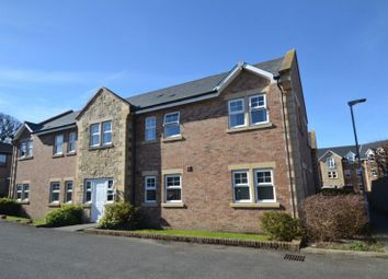 Thumbnail 2 bed flat for sale in Park View, Alnwick