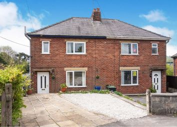 Thumbnail 3 bed semi-detached house for sale in King Edward Street, Wirksworth