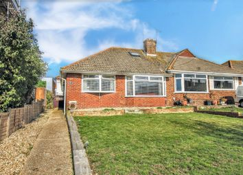Thumbnail 2 bed semi-detached bungalow for sale in Hill Farm Way, Southwick, Brighton