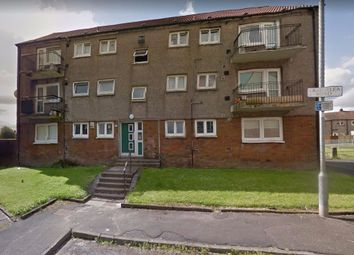 Thumbnail 2 bed flat for sale in Craigielea Road, Clydebank