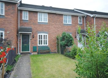 Thumbnail 2 bed terraced house to rent in Waterside Drive, Market Drayton