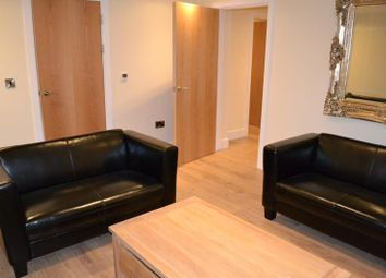 Thumbnail 2 bed flat to rent in Flat 1, 6 Oxford Street, Nottingham