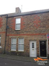 Thumbnail 2 bedroom terraced house to rent in Scotsfield Terrace, Haltwhistle, Northumberland