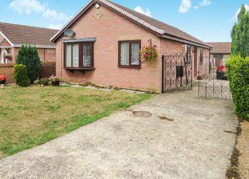 Thumbnail 3 bedroom detached bungalow for sale in Hoddesdon Crescent, Dunscroft, Doncaster