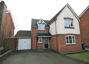 Thumbnail 4 bed detached house to rent in James Atkinson Way, Leighton, Crewe