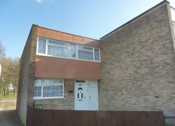Thumbnail 3 bed end terrace house for sale in Coniston Way, Bletchley, Milton Keynes