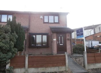 Thumbnail 2 bed terraced house to rent in Crescent Fold, Mottram Road, Broadbottom, Hyde