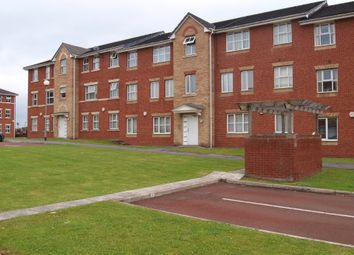 Thumbnail 2 bed terraced house to rent in Bankfield Court, Manchester