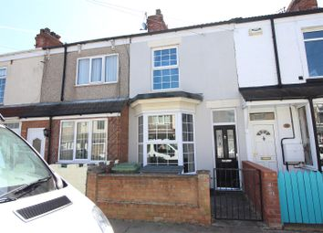 Thumbnail 3 bed terraced house for sale in Hutchinson Road, Cleethorpes