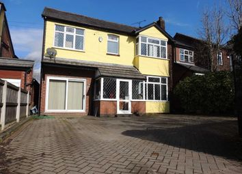 Thumbnail 5 bed detached house for sale in Compstall Road, Romiley, Stockport