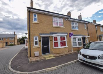 Thumbnail 4 bed semi-detached house for sale in Flora Road, Bushey, Hertfordshire