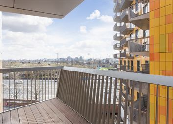 Thumbnail 2 bed flat to rent in 1 Bywell Place, Canning Town, London