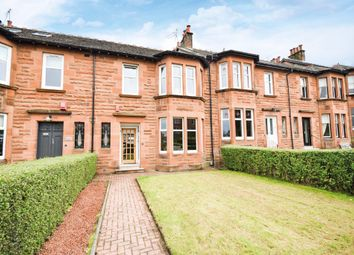 Thumbnail 3 bed terraced house for sale in Clarkston Road, Netherlee, Glasgow, Glasgow