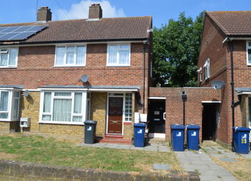 Thumbnail 2 bed terraced house to rent in Darwin Road, Southall
