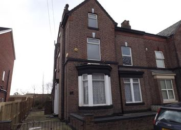 Thumbnail 8 bed semi-detached house for sale in Grey Road, Liverpool, Merseyside