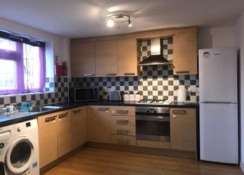Thumbnail 3 bed flat to rent in Lilac Place, West Drayton