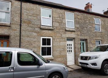 Thumbnail 3 bed terraced house to rent in St Just, Cornwall