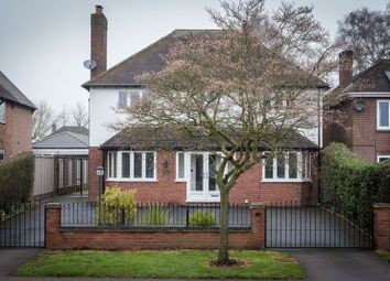 Thumbnail 5 bed detached house for sale in Fosseway, Lichfield